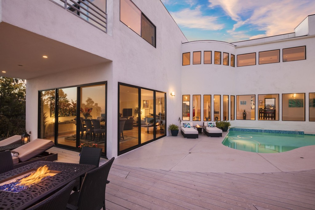 2457 Solar Drive Los Angeles California 90046 Single Family Homes for Rent