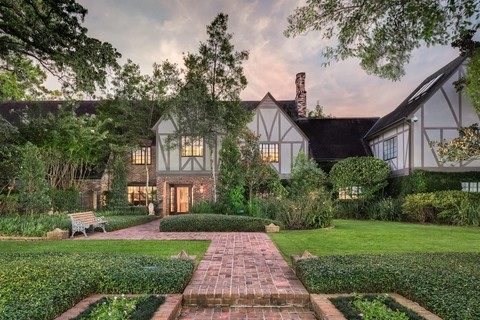 River Oaks Real Estate And Apartments For Sale Christie S