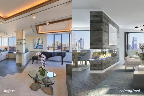 Exclusif Photos Du Triplex Du Milliardaire Rupert Murdoch A New York