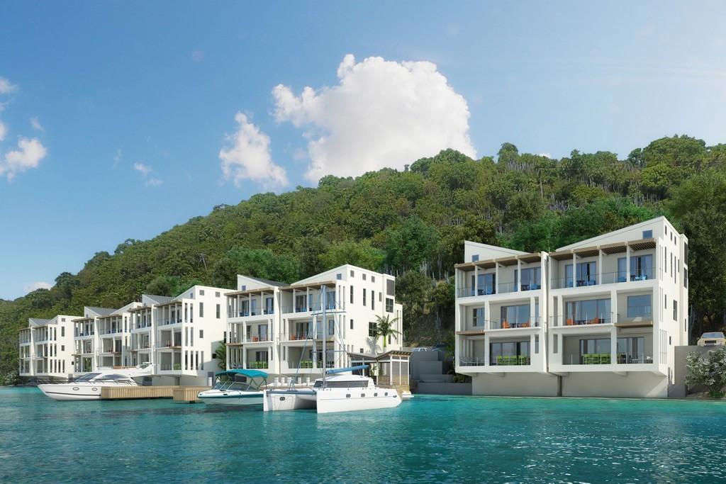 Brandywine Bay Oceanfront Condos , Other Tortola , Tortola