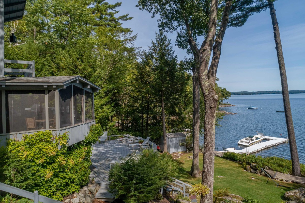 Single Family Homes for Sale at 69 Stark Cove Road Raymond, Maine 04071 United States