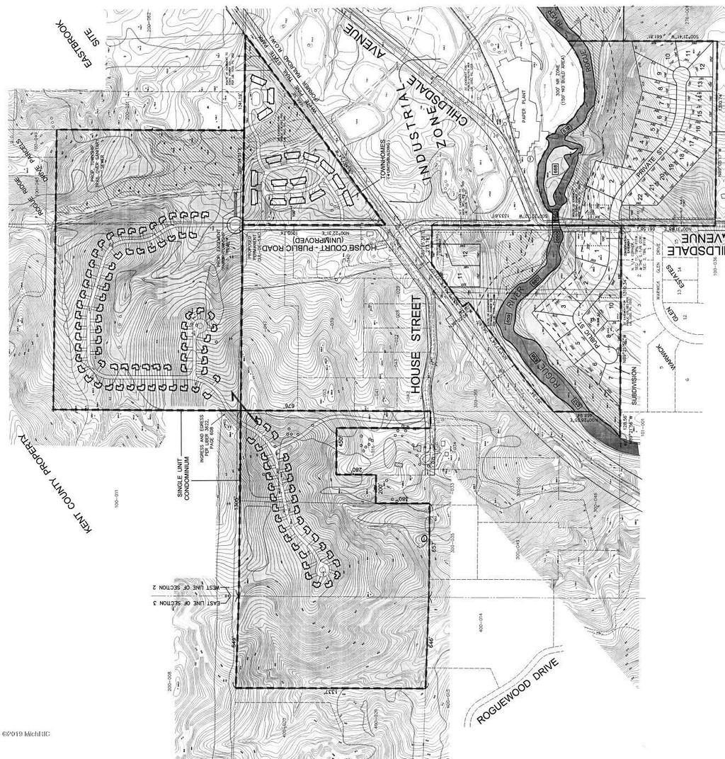 Farm / Ranch / Plantation for Sale at 3155/3323 House Rockford, Michigan 49341