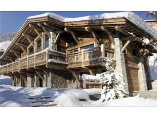 "Chalets for sales at Chalet ""Ecrin Blanc"", Megeve, French Alps Megeve - French Alps Megeve, Rhone-Alpes 74120 França"