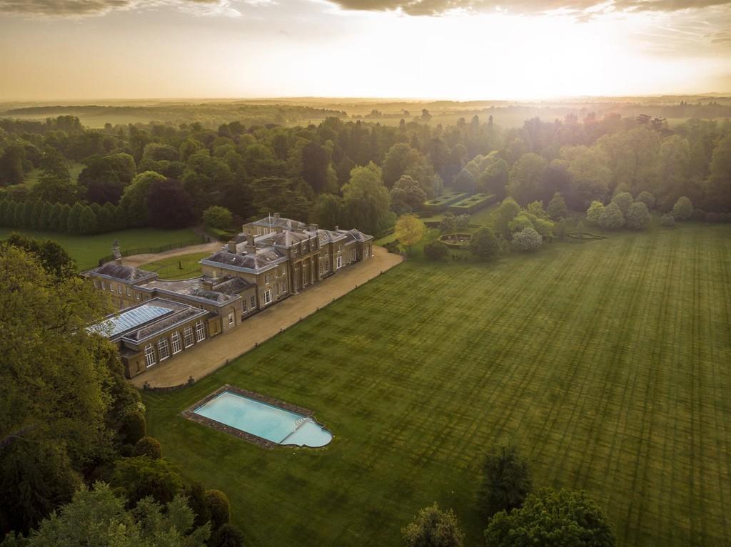 Estate For At Hackwood Park England