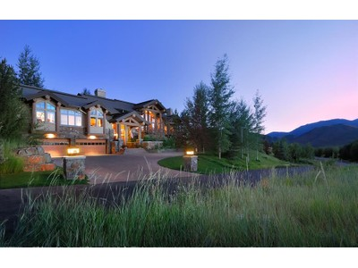 Residential for sales at 713 Morning Star Road  Sun Valley, Idaho,83353 United States