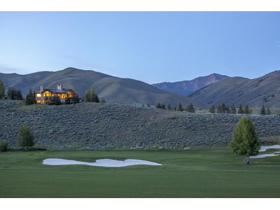 Single Family Home for sales at The Pointe 112 Highlands Sun Valley, Idaho,83353 United States