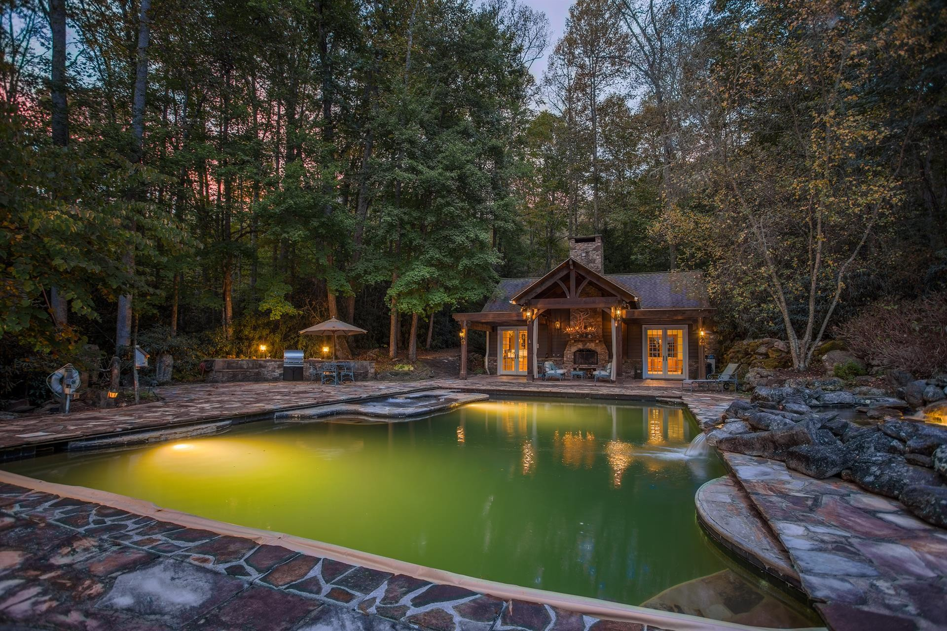bespoke 29 acre estate a luxury estate for sale in franklin, north carolina property id cxn3562816 christie s international real estate