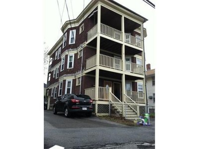 Multi-Family Home for sales at 37 Rawson Rd  Quincy, Massachusetts 02170 United States