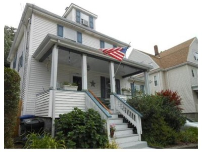 Single Family for sales at Warwick St.  Quincy, Massachusetts 02170 United States