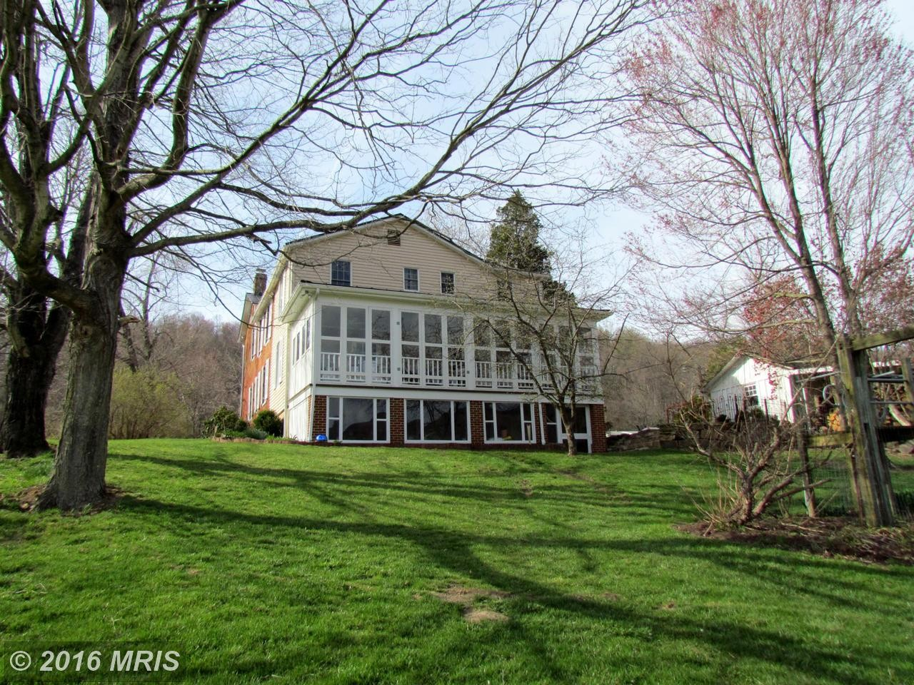 historic farmhouse a luxury single family home for sale in cumberland, maryland property id al9009629 christie s international real estate