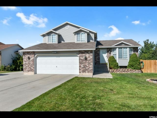 5682 Hunter Hollow Drive West Valley City Utah 84128 Single Family For Sale