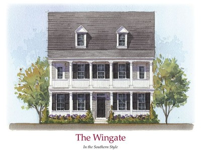 Single Family for sales at Boucher Place - The Wingate 1111 Boucher Avenue Annapolis, Maryland 21403 United States