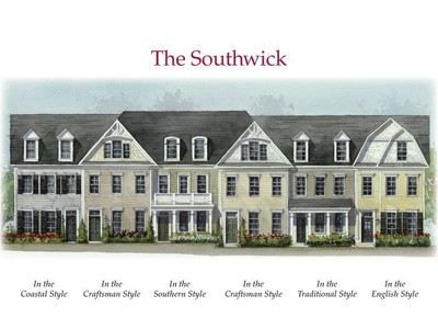 Multi Family for sales at Boucher Place - The Southwick 1111 Boucher Avenue Annapolis, Maryland 21403 United States