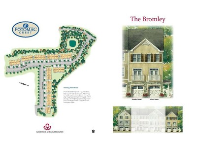 Multi Family for sales at Potomac Crest - The Bromley 12813 Lotte Drive Woodbridge, Virginia 22192 United States