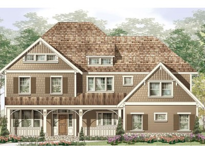 Single Family for sales at Saranac At Lake Manassas-Colden 8452 Bearhurst Drive Gainesville, Virginia 20155 United States