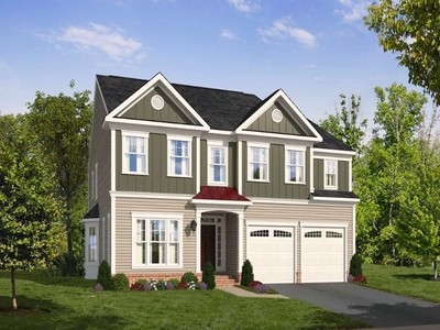 Single Family for sales at Preserve At Goose Creek-Sumner 42516 Rosalind Street Ashburn, Virginia 20148 United States