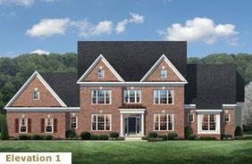 Single Family for sales at Shaker Knolls-The Pinehurst 1142 Shaker Woods Rd. Herndon, Virginia 20170 United States