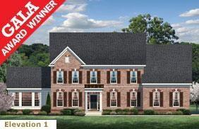 Single Family for sales at Shaker Knolls-Lancaster 1142 Shaker Woods Rd. Herndon, Virginia 20170 United States