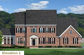 Single Family for sales at Shaker Knolls-Oakton Ii 1142 Shaker Woods Rd. Herndon, Virginia 20170 United States