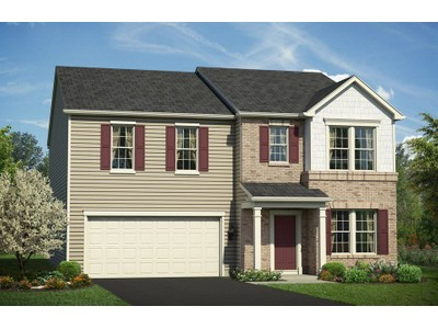 Single Family for sales at Meadows Edge - Canterbury 501 Garden Gate Drive Stephens City, Virginia 22655 United States