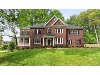 Single Family for sales at Chainbridge Estates - Madison 2728 Chainbridge Road Vienna, Virginia 22181 United States