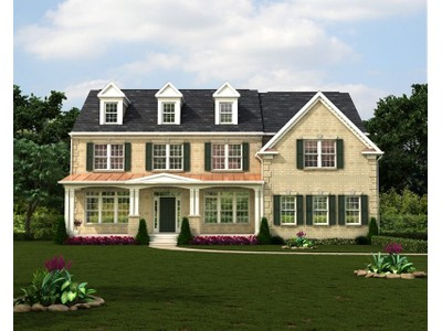 Single Family for sales at Classic Homes Of Maryland - Custom Build On Your Lot (Potoma - The Hampton  Potomac, Maryland 20854 United States
