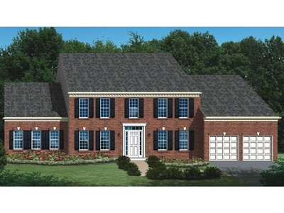 Single Family for sales at Classic Homes Of Maryland - Custom Build On Your Lot (Potoma - The Mclean  Potomac, Maryland 20854 United States