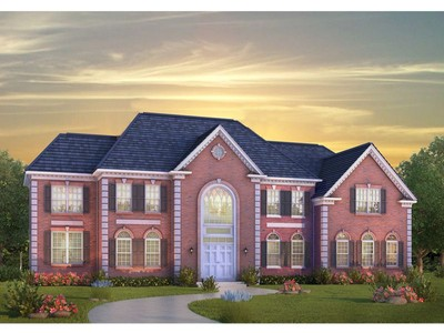 Single Family for sales at Classic Homes Of Maryland - Custom Build On Your Lot (Potoma - The Remington  Potomac, Maryland 20854 United States