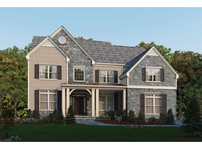 Single Family for sales at Classic Homes Of Maryland - Custom Build On Your Lot (Potoma - The Oxford  Potomac, Maryland 20854 United States