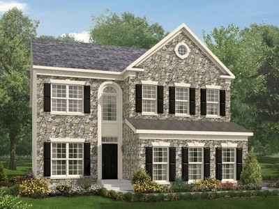 Single Family for sales at Classic Homes Of Maryland - Custom Build On Your Lot (Bethes - The Claremont  Bethesda, Maryland 20817 United States