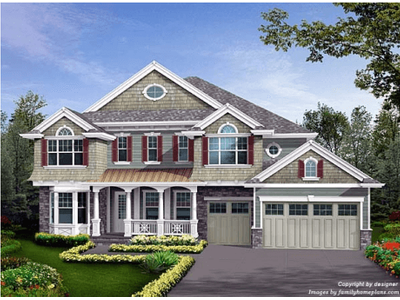 Single Family for sales at Classic Homes Of Maryland - Custom Build On Your Lot (Bethes - The Knowles  Bethesda, Maryland 20817 United States