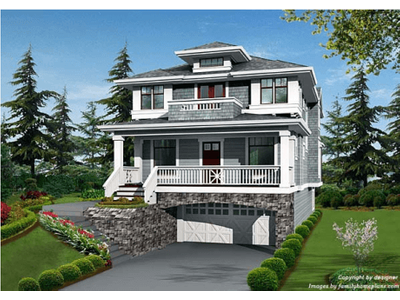 Single Family for sales at Classic Homes Of Maryland - Custom Build On Your Lot (Bethes - The Fulton  Bethesda, Maryland 20817 United States