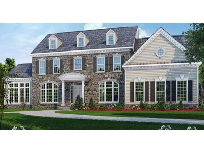Single Family for sales at Classic Homes Of Maryland - Custom Build On Your Lot (Ellico - The Lancaster  Ellicott City, Maryland 21042 United States
