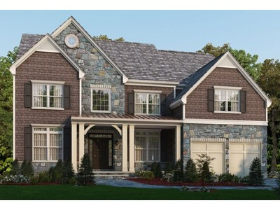 Single Family for sales at Classic Homes Of Maryland - Custom Build On Your Lot (Ellico - The Oxford  Ellicott City, Maryland 21042 United States