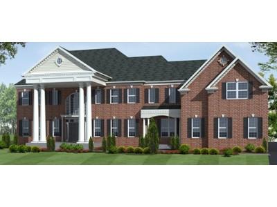 Single Family for sales at Classic Homes Of Maryland - Custom Build On Your Lot (Ellico - The Washington  Ellicott City, Maryland 21042 United States