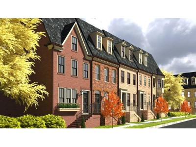 Multi Family for sales at Townes At The Hampshires - Eaton 6000 New Hampshire Ave. Washington, District Of Columbia 20011 United States