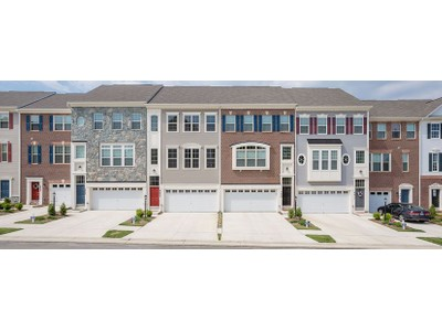 Single Family for sales at Potomac Highlands - The Annapolis 4415 Potomac Highlands Circle Triangle, Virginia 22172 United States