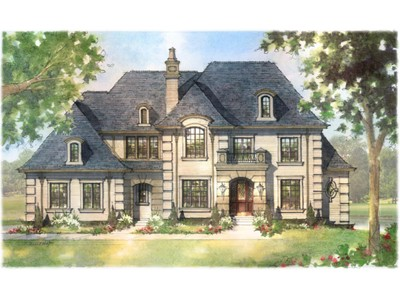 Single Family for sales at Creighton Farms - The Hanover 22050 Creighton Farms Drive Aldie, Virginia 20105 United States
