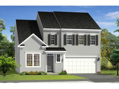 Single Family for sales at Single Family Homes At Parkside - Concord Ii Presidential Parkway Upper Marlboro, Maryland 20772 United States