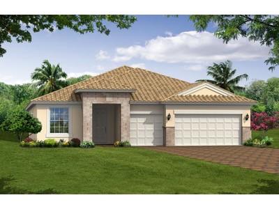 Single Family for sales at Veronawalk - Cambridge 7676 Collier Blvd. Naples, Florida 34114 United States
