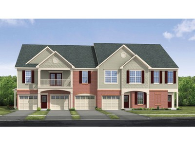 Multi Family for sales at Colonial Forge - Condos - Bartlett 260 Blast Furnace Way Stafford, Virginia 22554 United States