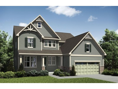 Single Family for sales at Colonial Forge Single Family Homes - Sasha 17 Cutstone Drive Stafford, Virginia 22554 United States