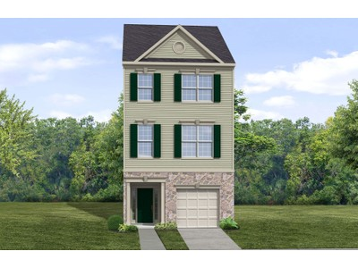 Multi Family for sales at Linton At Ballenger Towns - Surry 5020 Small Gains Way Frederick, Maryland 21703 United States
