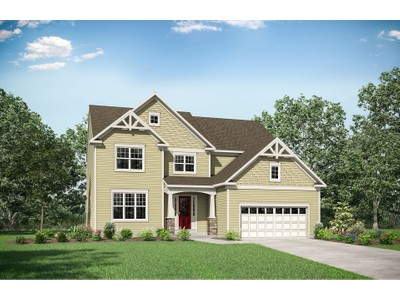 Single Family for sales at Braddock Ridge - Rowan  Frederick, Maryland 21703 United States
