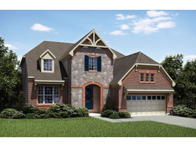 Single Family for sales at Clover Ridge Legacy - Abriel 1937 Moran Drive Frederick, Maryland 21702 United States
