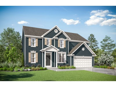 Single Family for sales at Colonial Forge Single Family Homes - Quentin 17 Cutstone Drive Stafford, Virginia 22554 United States