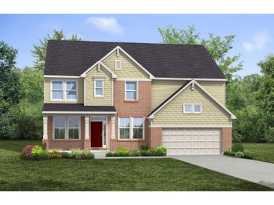 Single Family for sales at Colonial Forge Single Family Homes - Buchanan 17 Cutstone Drive Stafford, Virginia 22554 United States