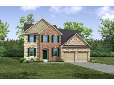Single Family for sales at Hills At Aquia - Mcclaren 141 Coachman Circle Stafford, Virginia 22554 United States