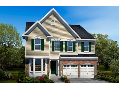 Single Family for sales at Clover Ridge Legacy - Manchester Ii 1937 Moran Drive Frederick, Maryland 21702 United States