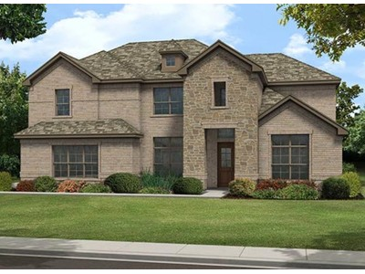 Single Family for sales at The Kennedy 1233 Twisting Wind Dr. Haslet, Texas 76052 United States